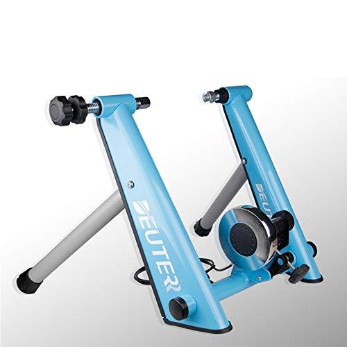 JTYX Rodillo magnético de Ciclismo para Bicicleta Bicicleta Magnética Turbo Trainer Home...