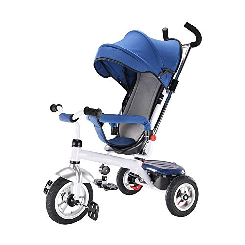 Fantastic Deal! XIAOYANG Radio Flyer Tricycle Baby Stroller Multifunction Kids Bike Ride and Push Ou...