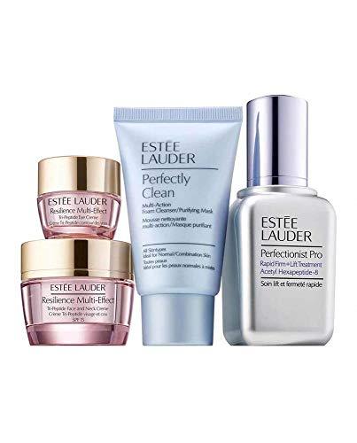 Estee Lauder Perfectionist Pro Serum 50Ml + Janon Limpiador 30Ml + Crema Resiliance Multi-Efect 15Ml + Crema Contorno Ojos 5Ml 60 g