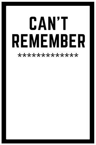 CAN'T REMEMBER: CAN'T REMEMBER Protect a notebook in Onenote Alphabetical Log Book Cover Color White  Frame 6