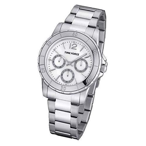 Reloj TIME FORCE TF4191L02M Blanco Mujer