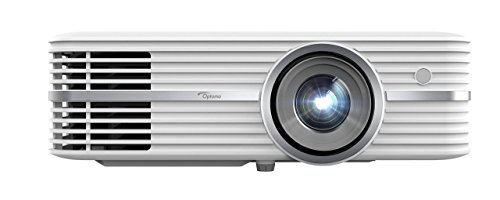 Optoma UHD50 4K Ultra High Definition Home Theater Projector (Renewed)