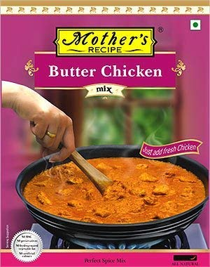 Mother's Recipe Spice Mix for Butter Chicken Masala - 100 Gms (3 Pack)