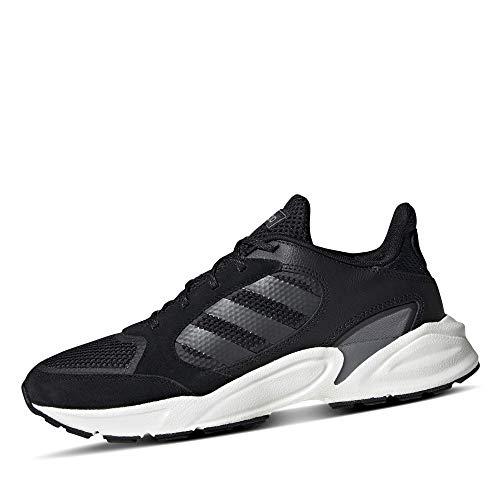 Adidas 90s Valasion, Zapatillas para Correr Mujer, Core Black/Night Met./Grey Six, 39 1/3 EU ⭐