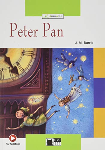 Peter Pan + audiobook. Livello A1 (Inglese)