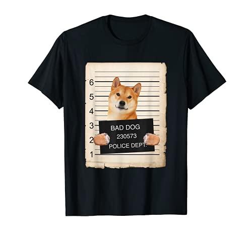 Shiba Inu Dog Becher Shot Shirt