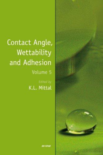 Contact Angle, Wettability and Adhesion, Volume 5 (English Edition)