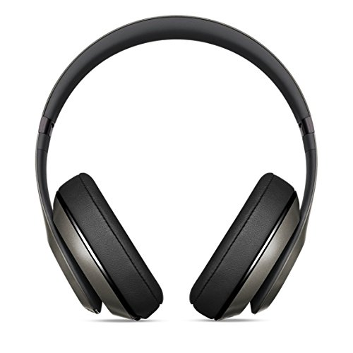 Beats Studio 2.0 WIRED Over-Ear Headphone - Titanium NOT WIRELESS (Refurbished)