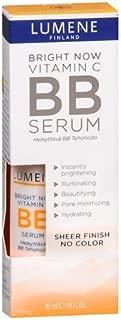 Lumene Bright Now Vitamin C BB Serum, Sheer-1 fl oz (30 ml)