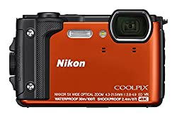 Best Waterproof and Shockproof Adventure Nikon Camera for Video