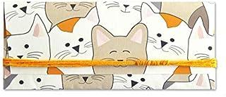 Porta soldi - gattini - cerimonie - busta portasoldi (formato 22 x 9,5 cm) + biglietto d'auguri vuoto all'interno - ideale...
