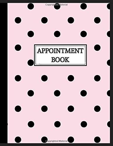Appointment Book: Undated Salon Client Log, Organizer,