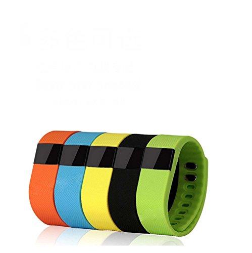 Nieuwste Smart Bluetooth Armband Horloge Sport Fitness Tracker Voor Smartphone Stappenteller Het bijhouden van Calorie Gezondheid Slaap Monitor Gratis Fitness App Voor Android IOS
