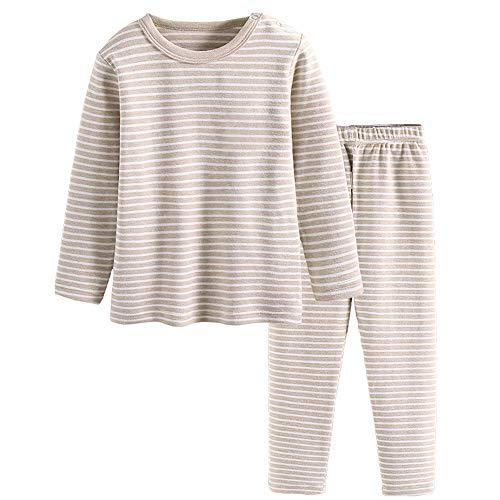 Enfants Cheris 子供服 ベビ服 男の子 女の子 長袖 パジャマ 綿 ボーイズ ガールズ 子供ルームウェア キッズ 寝巻き 部屋着 Tシャツ 長ズボン 上下セット130cm