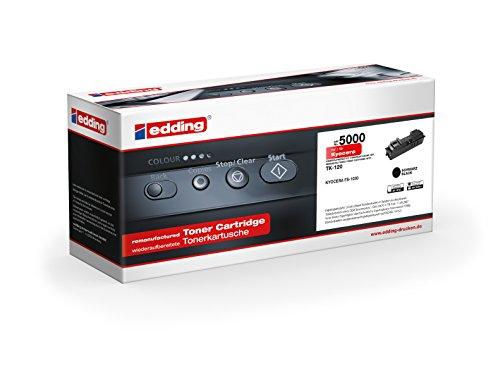 edding Toner EDD-5000 ersetzt Kyocera TK-120 - Schwarz - 7.200 Seiten
