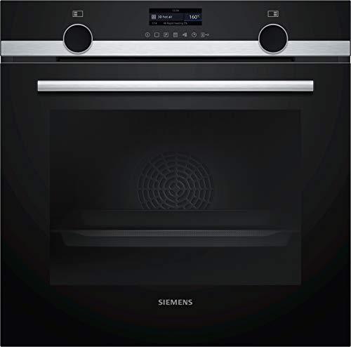 Siemens HB579GBS0 iQ500 Einbau-Backofen / A / activeClean Selbstreinigungs-Automatik / cookControl40 / 3D-Heißluft