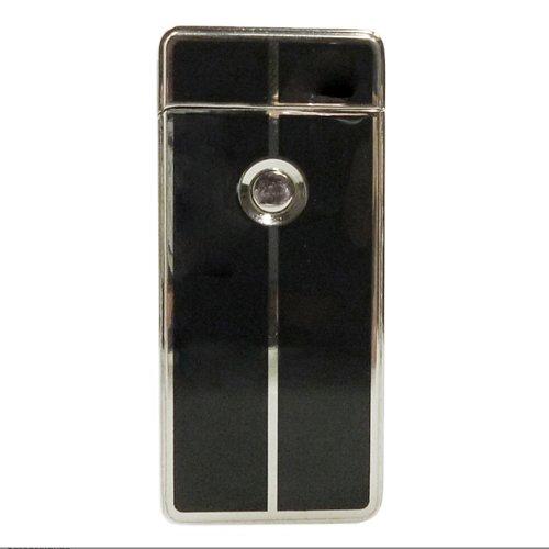 Tycoon Arc Lighter USB-aansteker, cross chroom