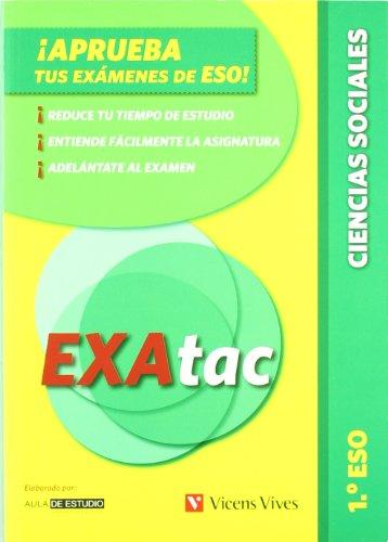 Exatac 1 ESO. Ciencias Sociales (Exatac. Castellano)