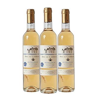 Duc-de-Castellac-Monbazillac-AC-Dessertwein-Frankreich-suess-2015-lieblich-3x-075-l