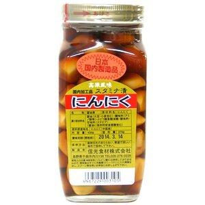 高原風味 にんにくスタミナ漬280g