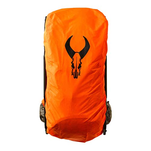 Badlands Rain Cover for Hunting Packs, Blaze, Large