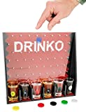 PLINK AND DRINK TO YOUR HEART'S CONTENT! – Rediscover the fast-paced fun of a classic TV game, now with a special twist! MAKE IT A NIGHT TO REMEMBER! – Ditch the cards for something more fresh and entertaining! You'll be talking about this party for ...