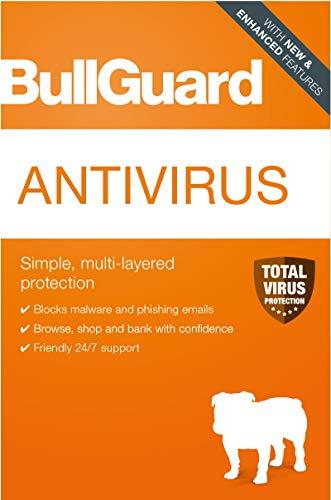 BullGuard   Antivirus 2020   3 Devices   1 Year [PC Online code]