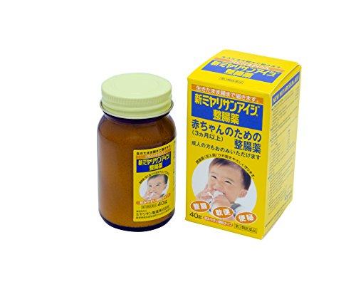【第3類医薬品】新ミヤリサンアイジ整腸薬40g
