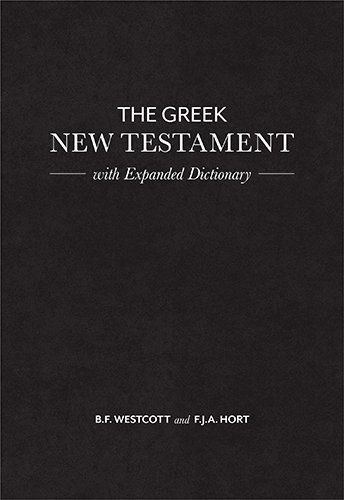 The Greek New Testament: With Comparative Apparaatus Showing Variations from the Nestle-aland and Robinson-pierpont Edit