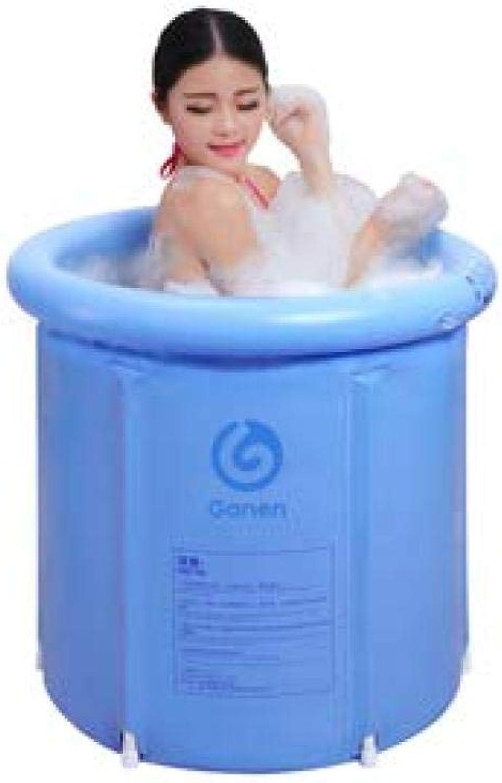 PROMISE-YZ-YG Home Aufblasbare Badewanne Erwachsene Bath Barrel Faltbare Kinder Bad