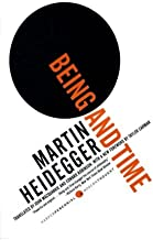 By Martin Heidegger - Being and Time (Reprint) (6/22/08)