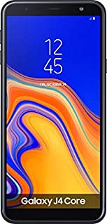 Samsung J4 Core, 16, GB (Samsung Türkiye Garantili) Akıllı Telefon,Siyah