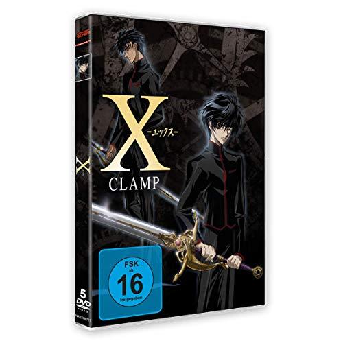 X - Gesamtausgabe - Box [5 DVDs] [Alemania]
