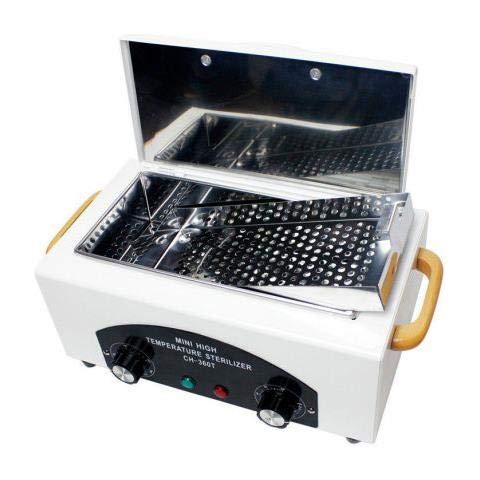 B-Black ® Esterilizador portátil compacto profesional útil para estética, estudios, médicos o veterinarios