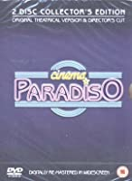 Cinema Paradiso - Theatrical and Director's Cut