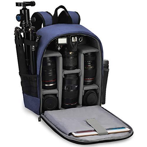 CADeN Camera Backpack Bag Professional for DSLR/SLR Mirrorless Camera Waterproof,...