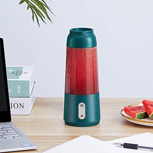 SUCHUANGUANG Personal Portable Blender Shakes Smoothies Blender Rechargeable USB Blender Potable Blender