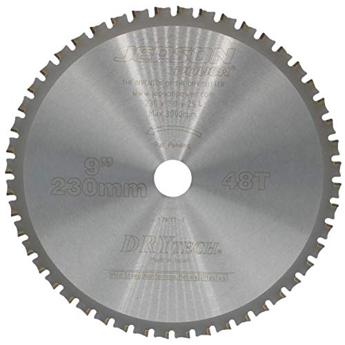 HM-lama per sega circolare Ø 230 x 25,4 mm Tanitec 48 JEPSON