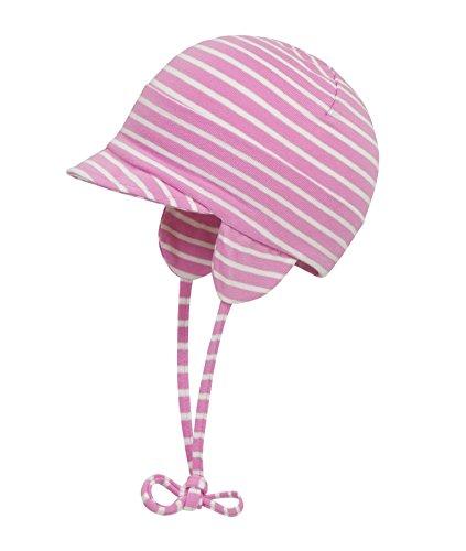 Döll Unisex - Baby Schirmmütze 001505799, Gr. 41/43 (Herstellergröße: 43), Rosa (fuchsia pink 2023)