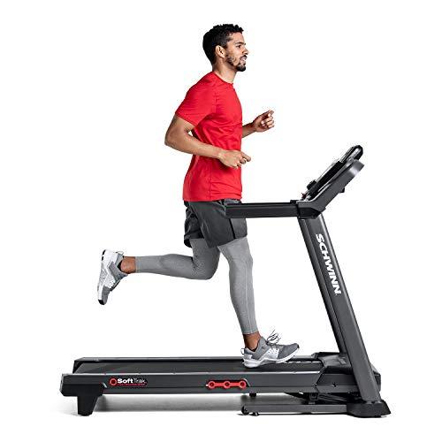 Schwinn Fitness 810 Treadmill , Black