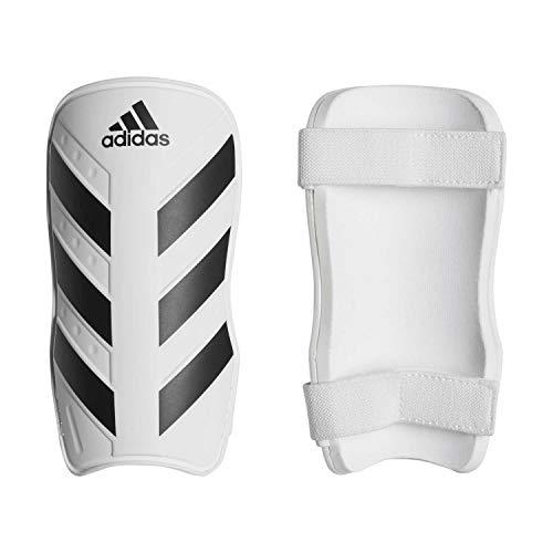adidas Everlite Shin Guards, White/Black, S