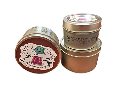 SoapTherapy Naturals All Natural Earth Jelly Non-Petroleum Jelly