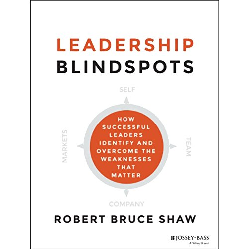 Leadership Blindspots cover art