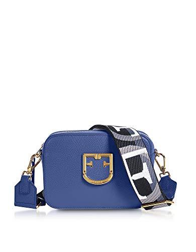 FURLA Luxury Fashion Donna 1021628 Blu Borsa A Spalla | Autunno Inverno 19