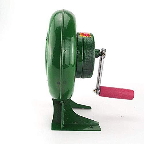 Ventilatore centrifugo / Ventilatore della pompa elettrica / Ventilatore per barbecue / Ventilatore per forgia manuale / Ventilatore a manovella, pompa centrifuga più leggero di carbone (5 dimensioni)