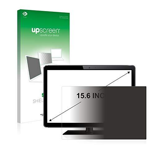 upscreen 15.6' Blickschutzfilter für 15,6 Zoll Industrie-Monitore (39.6 cm) [345 x 194 mm, 16:9] - Anti-Spy Blickschutzfolie Privacy Filter