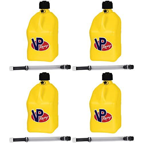 VP Racing Fuels Motorsport 5 Gallon Square Plastic Utility Jug
