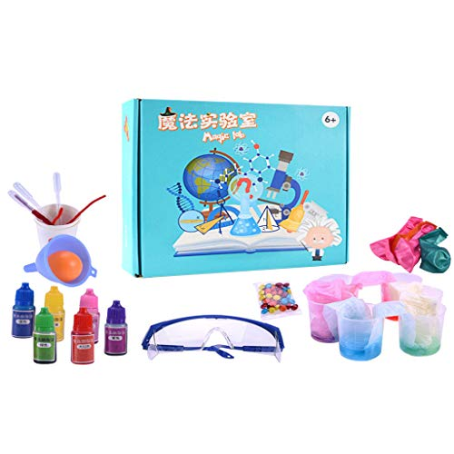 Fine Children's DIY Science Experiment Toy Set, Handmade Science, Experiment Kit, Learning Tools...