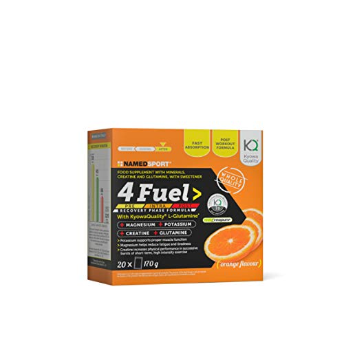 Named Sport 4Fuel Sport - 20 Sachet - 490 Gr