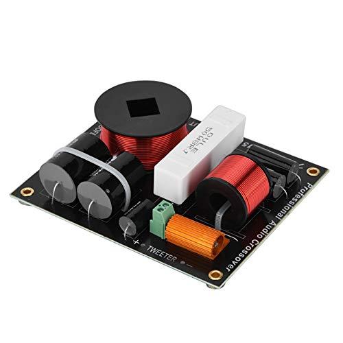 Reducir la distorsión de 2 vías divisor de frecuencia divisor de altavoz...